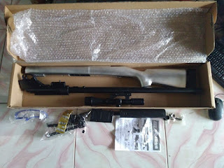 Review Unit WGG (GeL Blaster) Sniper M24