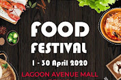 Food Festival 2020 Lagoon Avenue Mall Bekasi