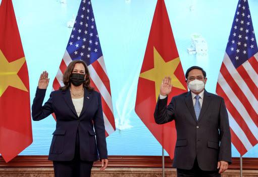 Media Pemerintah China Tuduh Wapres AS Berusaha Pecah Belah Asia