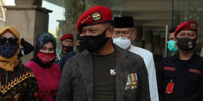 Gatot Nurmantyo Sebut Pangdam Jaya Bohong Besar