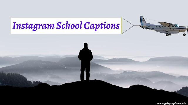 School Captions,Instagram School Captions,School Captions For Instagram
