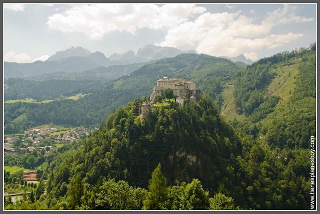 Castillo de Werfen (Austria)
