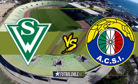 Santiago Wanderers vs Audax Italiano – 18:00 h – Campeonato ...
