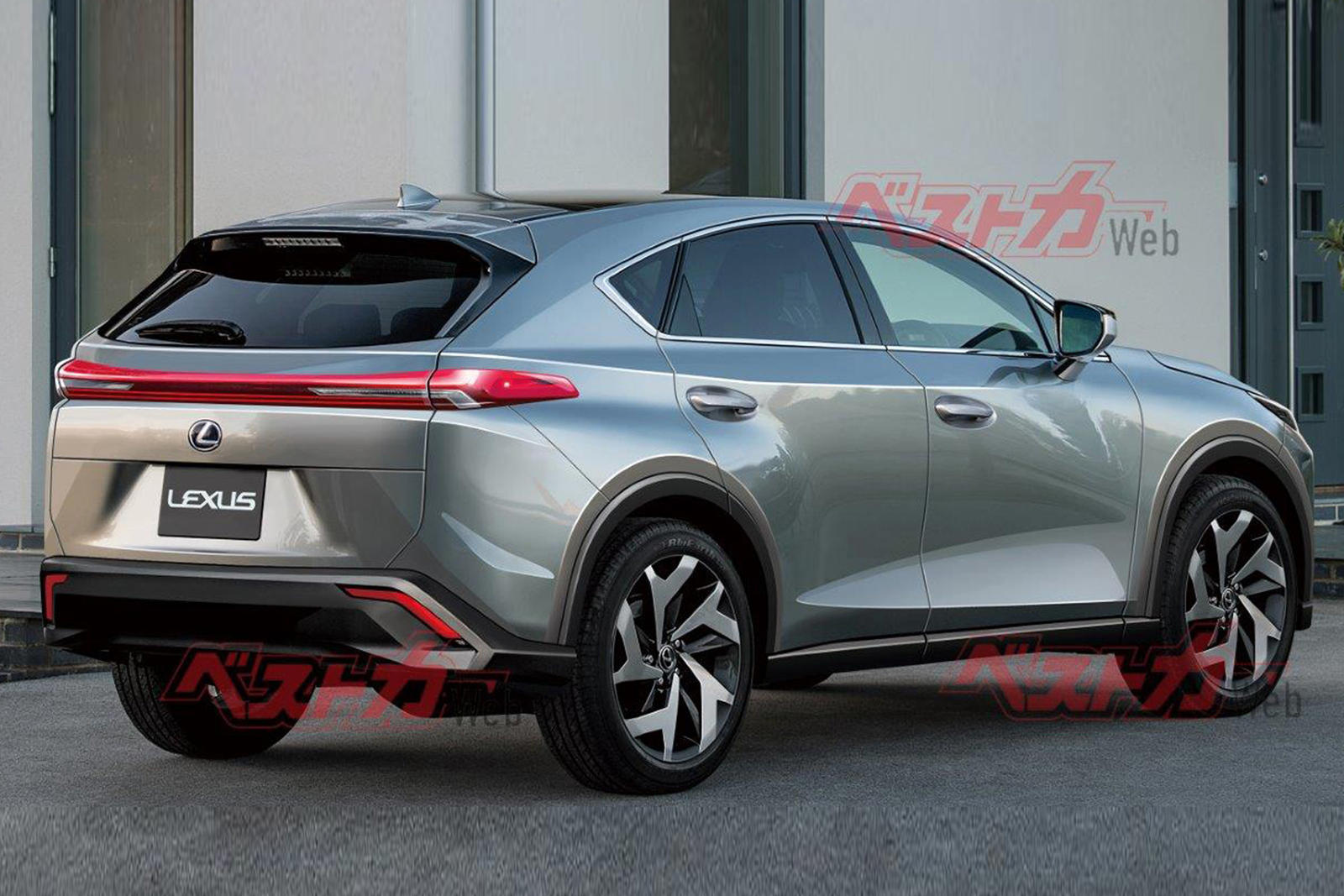 Hé lộ Lexus NX 2022: động cơ tăng áp,khung gầm và trang bị đều được nâng cấp