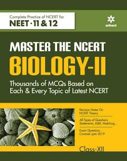 MASTER THE NCERT BIOLOGY VOLUME  2 PDF