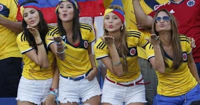 Mujeres de la copa américa 2016