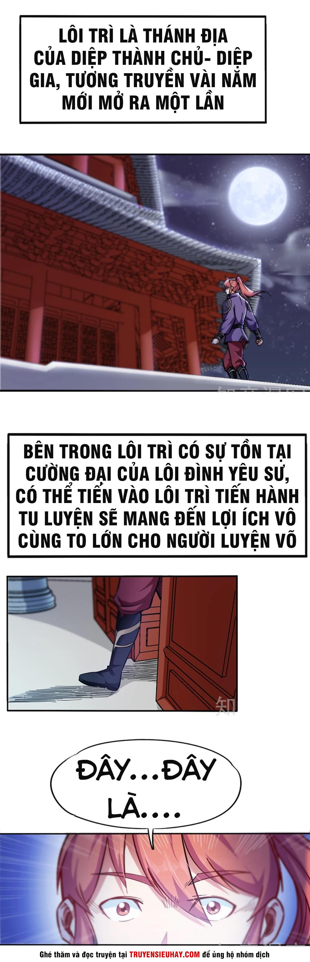 Võ Thần Thiên Hạ chap 94 - Trang 2