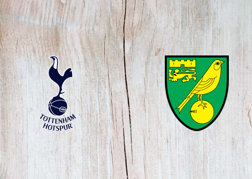 Tottenham Hotspur vs Norwich City -Highlights 4 March 2020