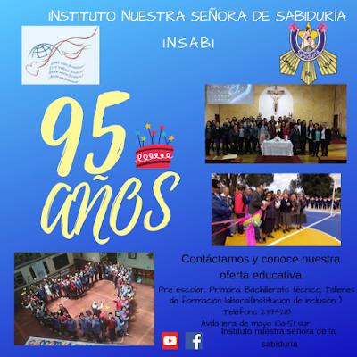 Instituto Nuestra Señora De La Sabiduría Insabi