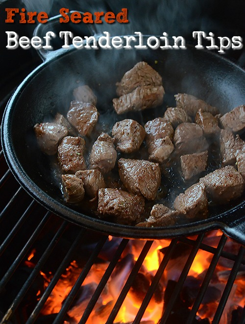Certified Angus Beef Tenderloin Tips are a quick recipe with an elegant flair.