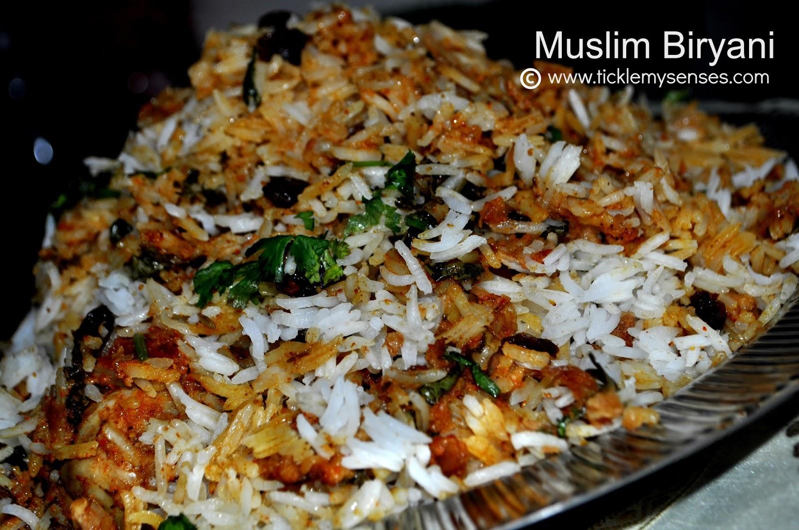 Chicken biryani muslim style - photo#52