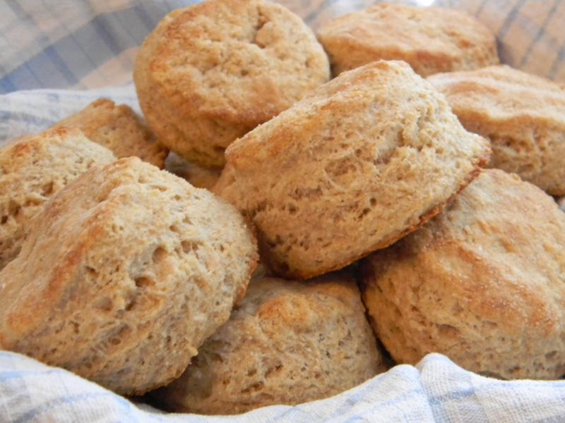 Whole Wheat Biscuit Recipe Dishmaps