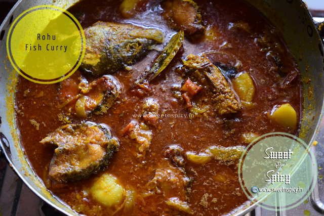 Rohu Fish Curry