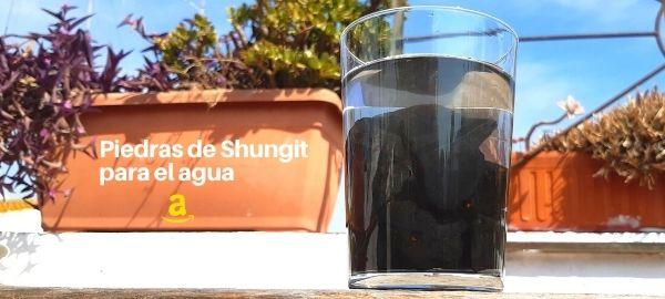 Comprar Piedra Shungit para el Agua