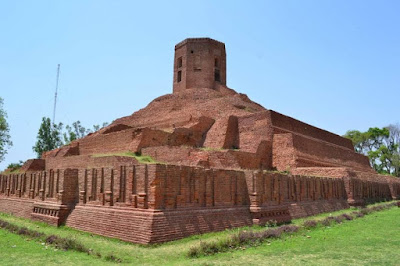 ASI declared Chaukhandi Stupa as of National Important Monument