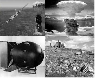 Pengeboman Hiroshima dan Nagasaki - pustakapengetahuan.com