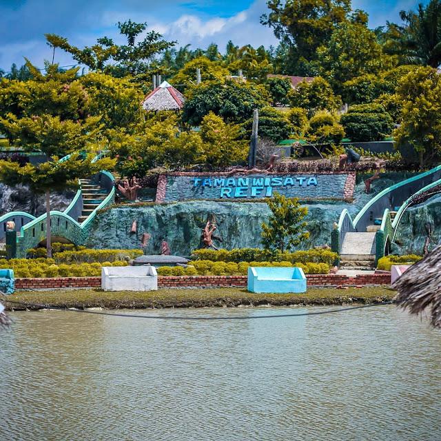 Tiket Masuk Taman Wisata Refi Pekanbaru