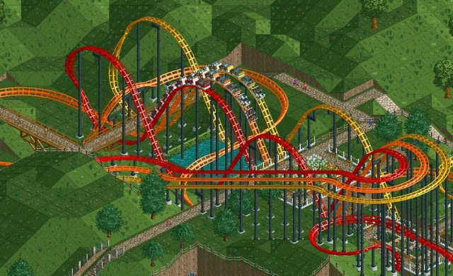 Indie Retro News: OpenRCT2 project - Open-Source adaptation