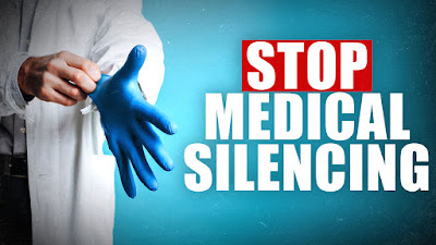 stopmedicalsilencing.com