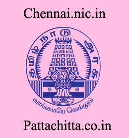 CHENNAI NIC IN DISTRICT
