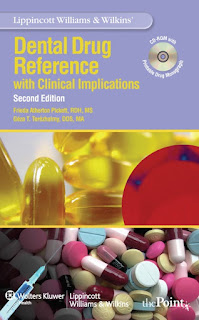 Dental Drug Reference with Clinical Implications 2nd Edition