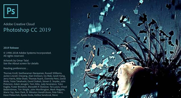 Adobe Photoshop CC 2019 Untuk Windows