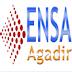 Masters et Masters spécialisés à l'ENSA Agadir 2019-2020