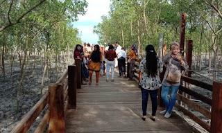 Luar Biasa, Pantai Sejarah di Sulap Jadi Tempat Wisata Terindah