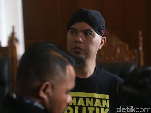 Pakar Pidana: Pemindahan Penjara Ahmad Dhani Bukan Lagi Urusan Hukum, Tapi Kepentingan Kekuasaan