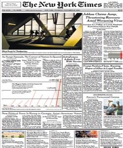 The New York Times Magazine 26 November 2020 | The New York News | Free PDF Download