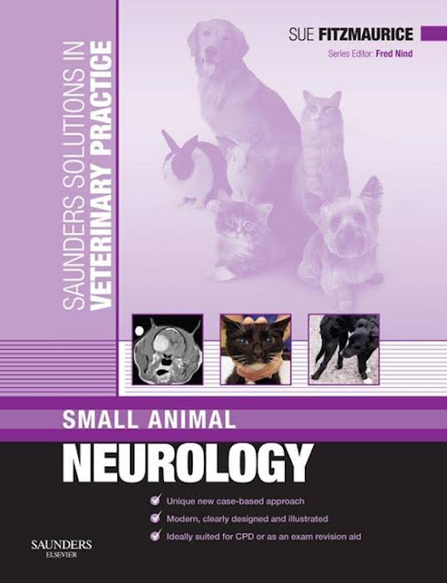 Saunders Solutions in Veterinary Practice Small Animal Neurology - WWW.VETBOOKSTORE.COM