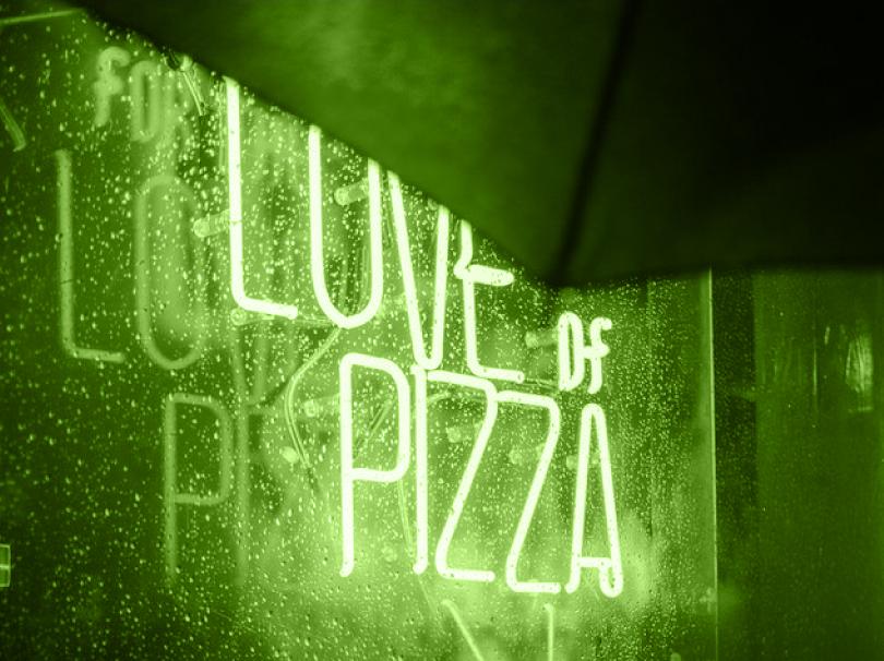Gdzie Na Wegańską Pizzę W Poznaniu Zielona Wśród Ludzi