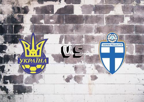 Ucrania vs Finlandia  Resumen