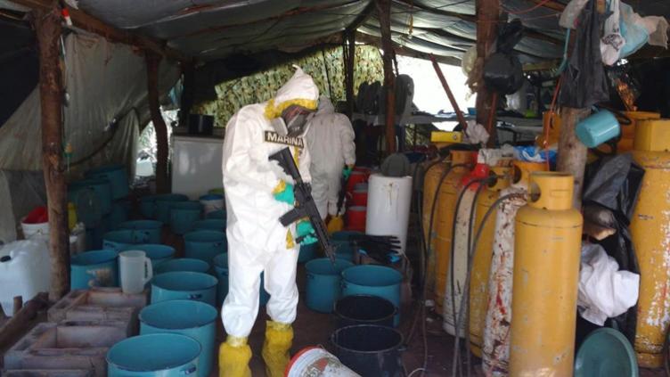 """COVID-19: """"El Mayo"""" Zambada habría ordenado incrementar precio de las drogas por falta de suministros; los """"cocineros"""" del CDS agotan los químicos"""