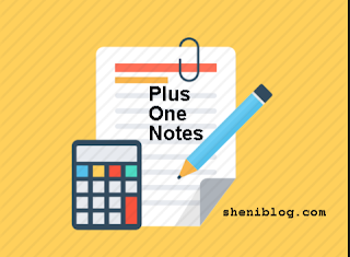 Sheni Blog Plus One(+1) Math Notes: Download Math Notes Plus One PDF
