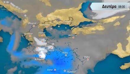 Αρναούτογλου:Γρίφος ο καιρός αύριο στην Αττική
