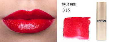 Son Môi L'Oreal Paris Colour Riche Lipcolour 315 True Red - SM004