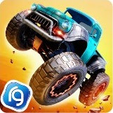 Game Monster Trucks Racing Download