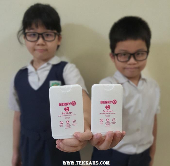Hand Sanitizer Spray that kills covid-19 virus