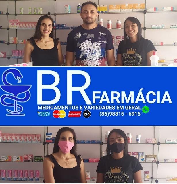 Conheça as instalações da BR Farmácia, a nova drogaria da cidade de Oeiras do Piauí