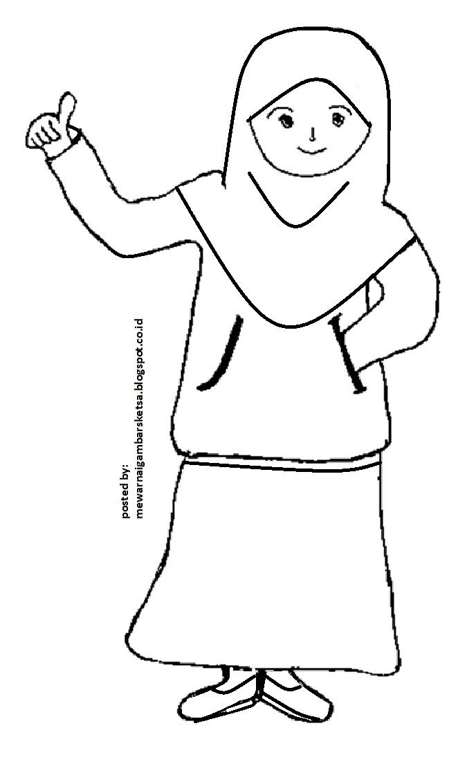 Download Gambar Islami Untuk Mewarnai Anak Tk Auto Electrical