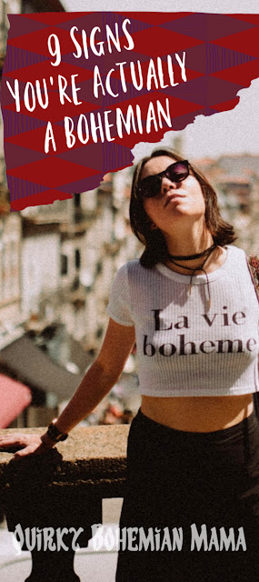 Am I bohemian? What is a bohemian personality? What makes someone bohemian? Modern bohemian lifestyle. #bohemian #bohemianlifestyle #bohemiansim Signs you're a bohemian. Bohemian beliefs. Bohemian lifestyle blogs. Boho attitude.
