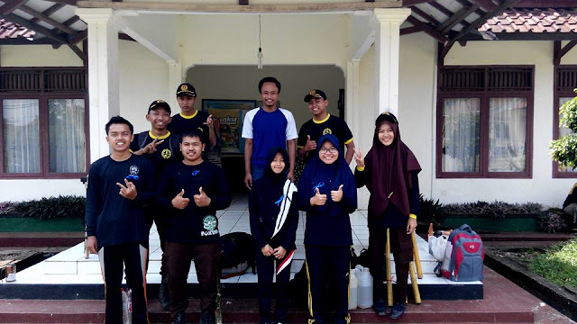 Pelantikan Laksana MA Nurul Huda Tahun Ajaran 2016/2017