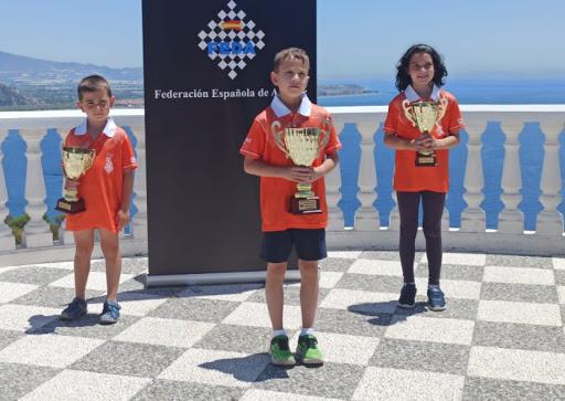 Exitazo valenciano en el nacional Sub-8