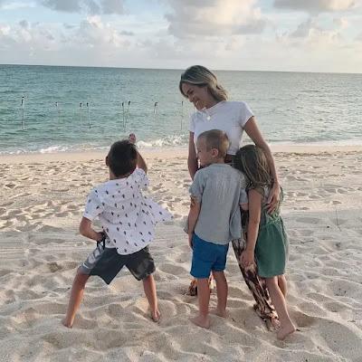 Kristin Cavallari and Jay Cutler children
