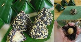 สูตรการทำขนมเทียนสลัดงา ขนมไทยโบราณหาทานยาก รสชาติหวาน หอมอร่อย