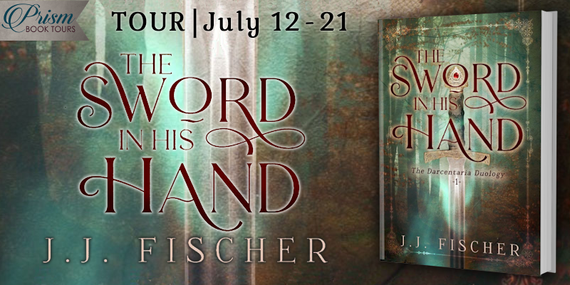 We're launching the Book Tour for THE SWORD IN HIS HAND by J.J. Fischer!