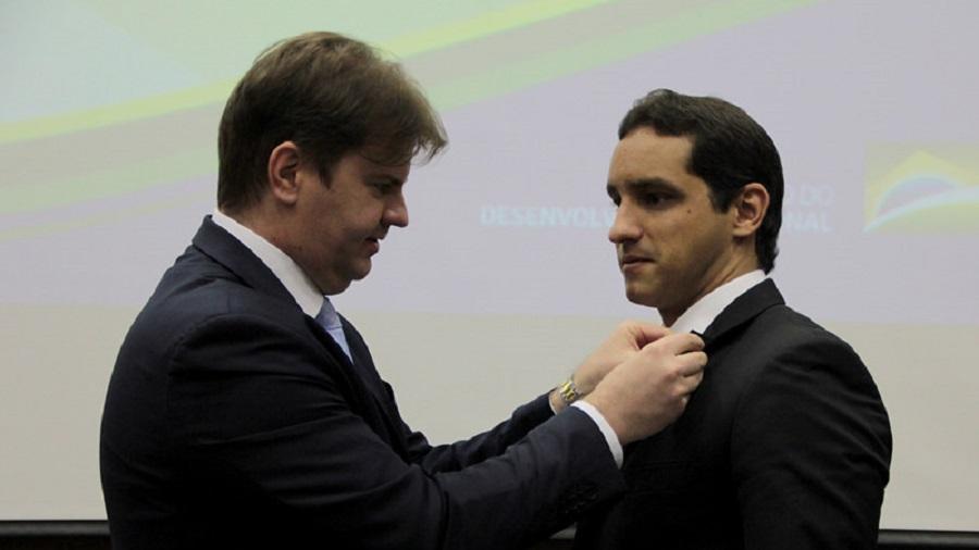 Novo diretor-presidente da Codevasf toma posse em Brasília - Portal Spy