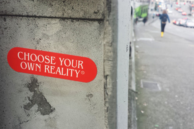 Choose Your Own Reality