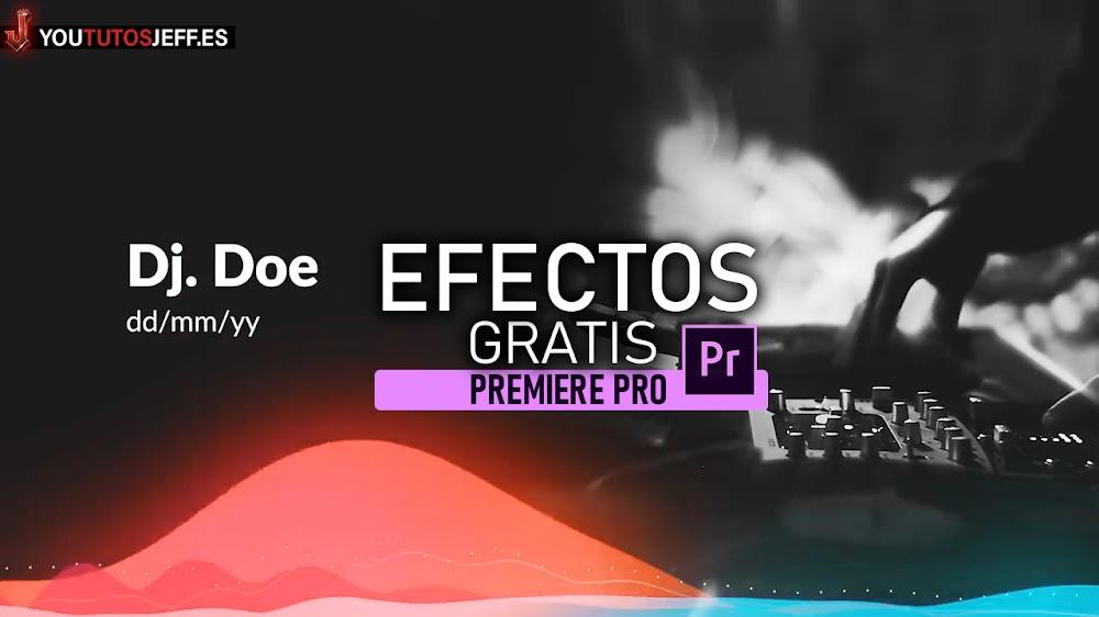 Descargar Efectos, Lowers y Outros para Premiere PRO GRATIS